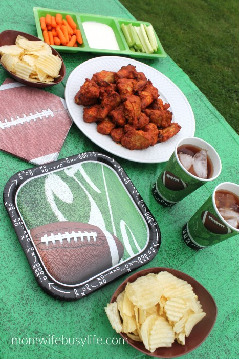 Tips for Backyard Tailgating