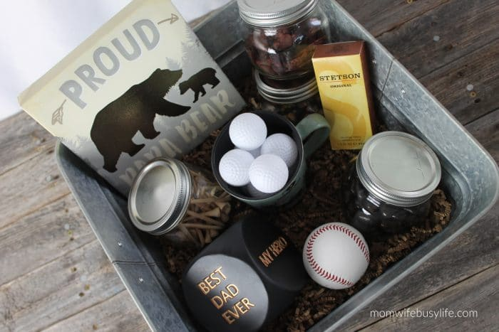 How to Make a Father's Day Gift Basket