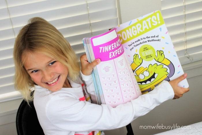 Tinkeractive workbooks