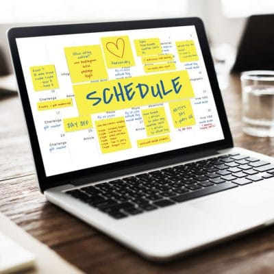 5 Signs Your Schedule is Too Full