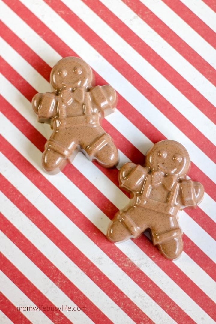DIY Gingerbread Man Soap Recipe