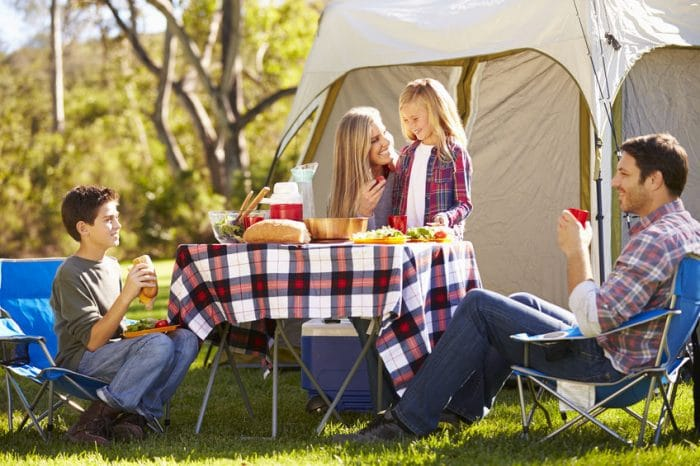 Camping Essentials for Families