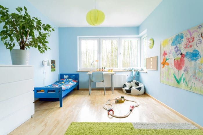 Tips for a Toddler Friendly Bedroom