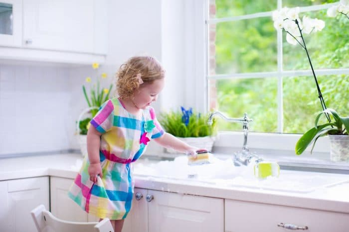 How Kids Can Help With Chores at Home