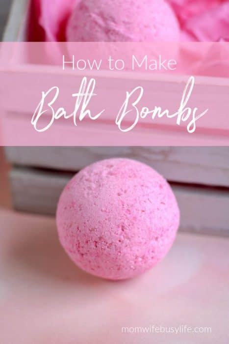 How to Make a Homemade Bath Bomb