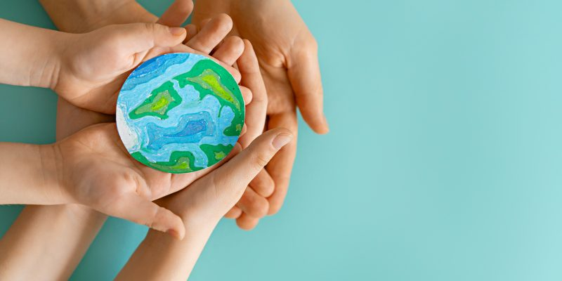 5 Ways To Celebrate Earth Month As A Family