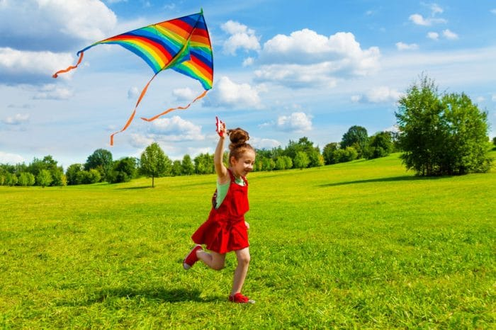 Springtime Activities to Do With Your Children