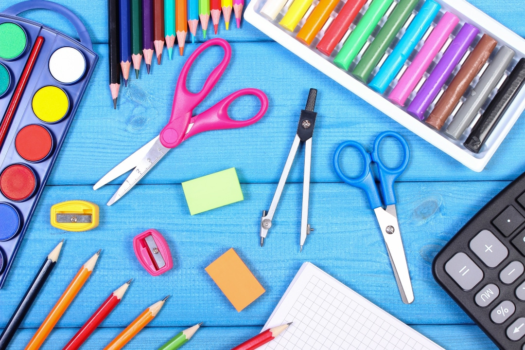 how to get organized this school year