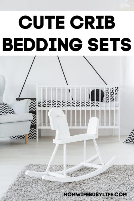 cute crib bedding sets