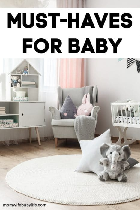 must-haves for baby