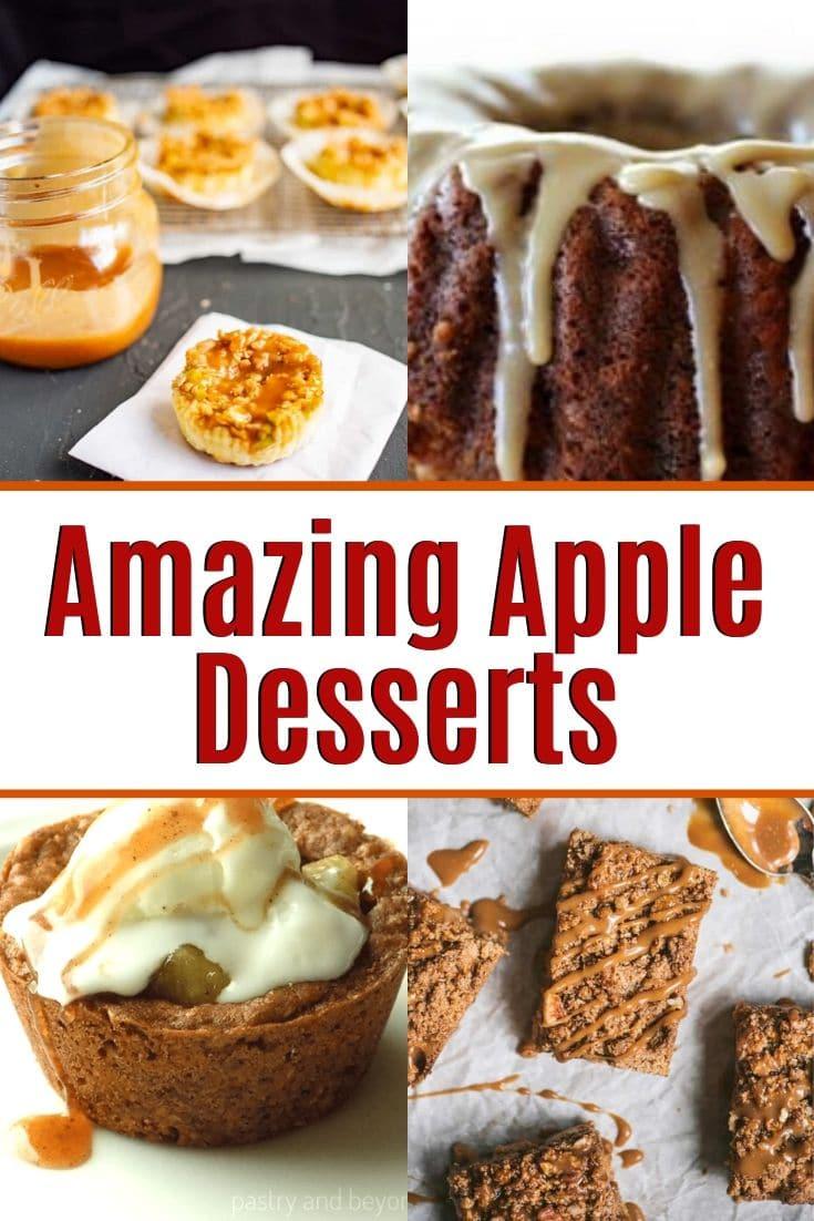 Apple Desserts