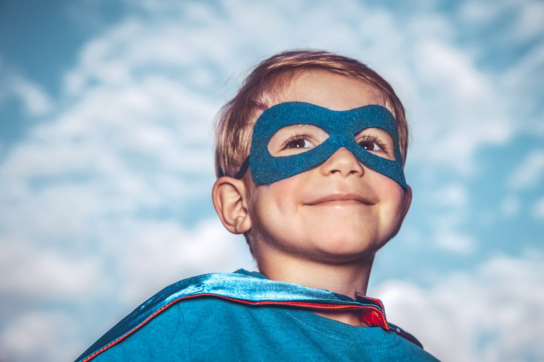 What Superheros Teach Our Kids