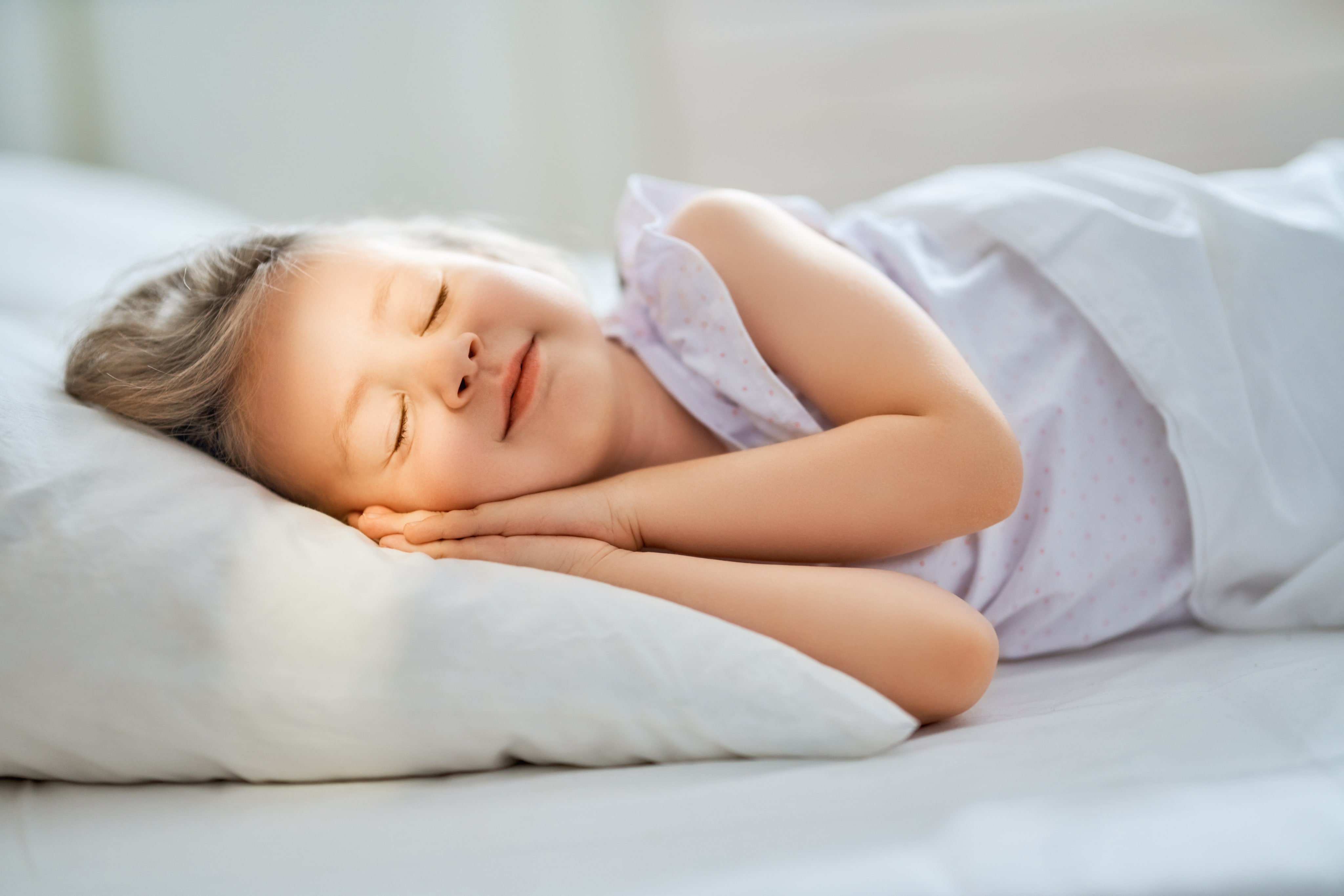 sleep issues with adopted kids