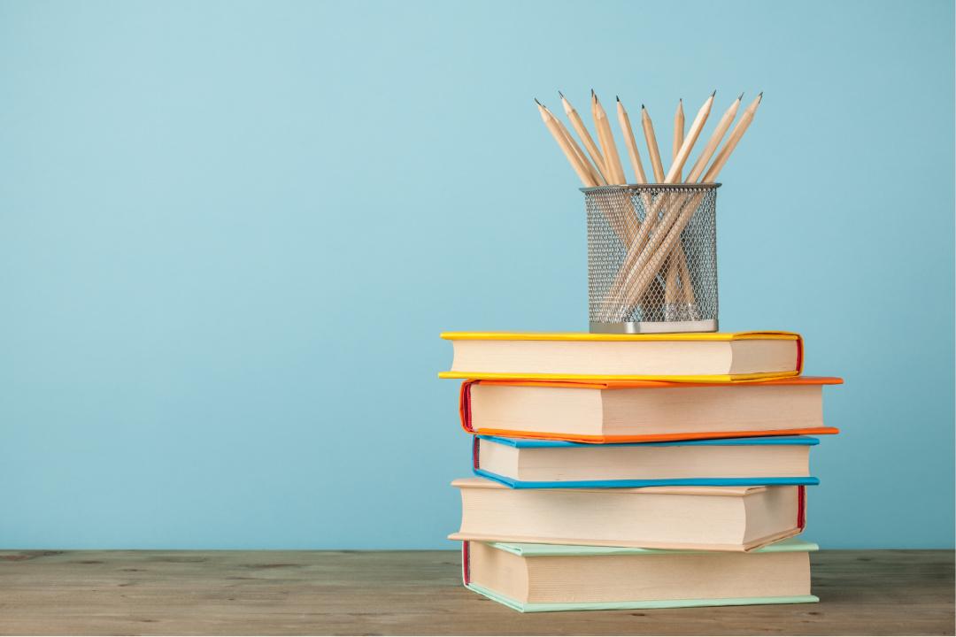 College School Supplies Bundle