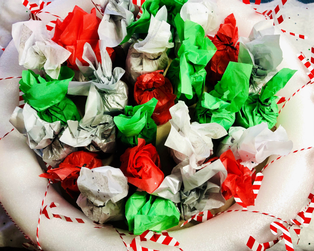 Toilet Paper Roll Christmas Countdown Poppers