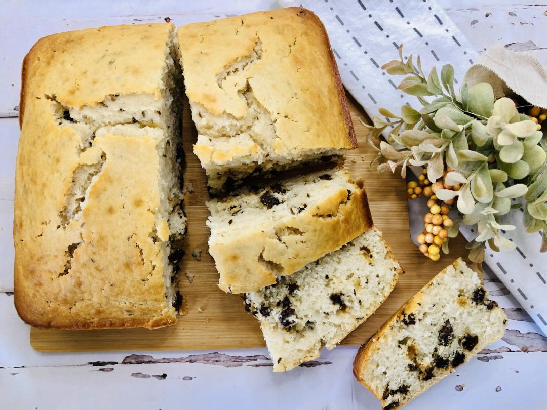baked irish bread