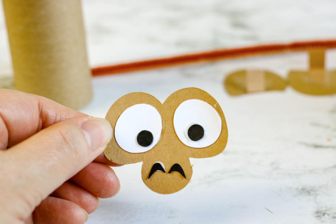 monkey face pattern
