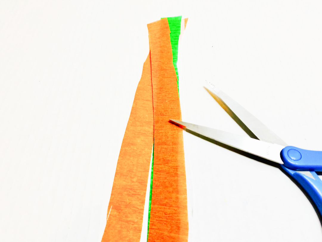 kite craft streamers