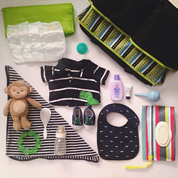 diaper bag checklist