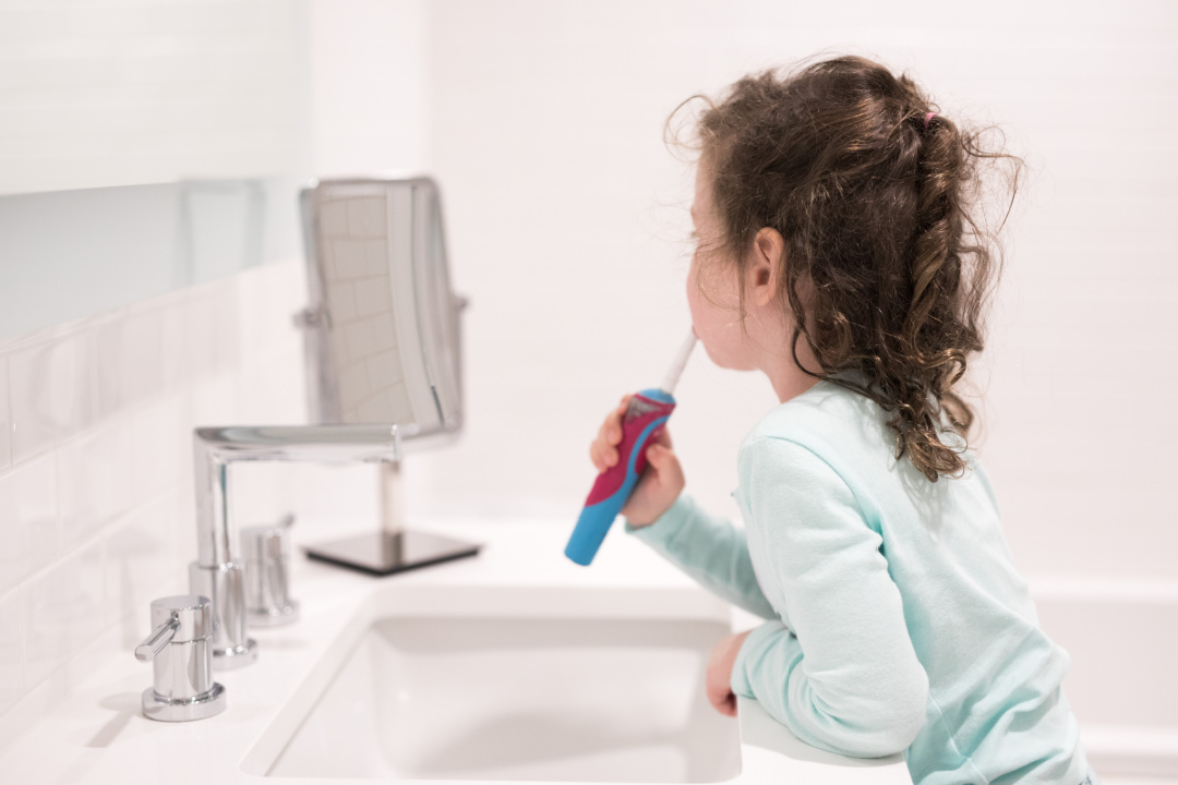 How to Get Toddlers to Brush Their Teeth